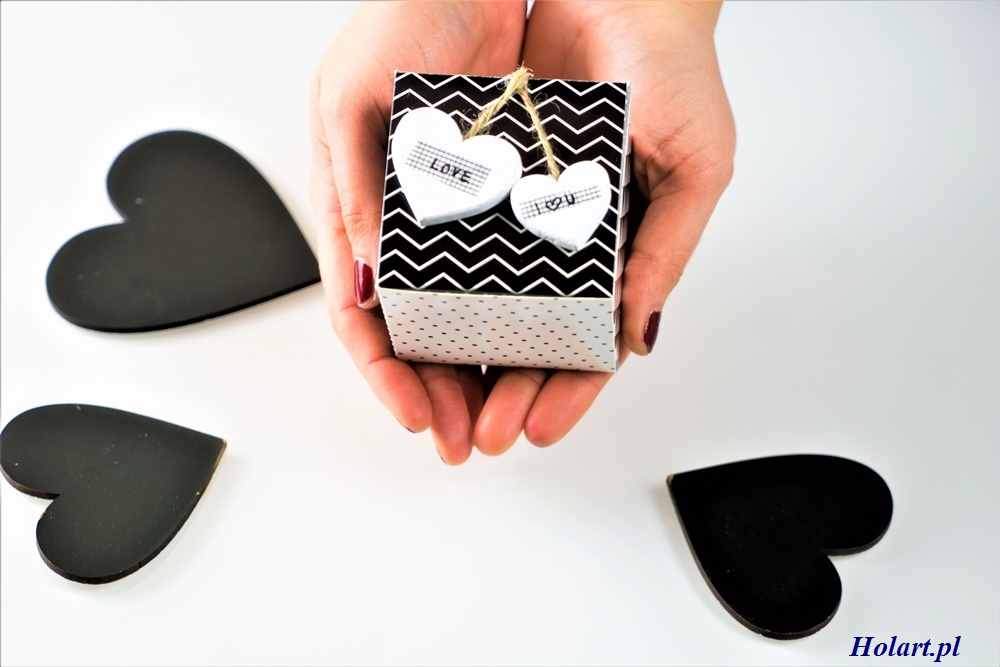 jak obdarować ukochaną osobę na walentynki,DIY