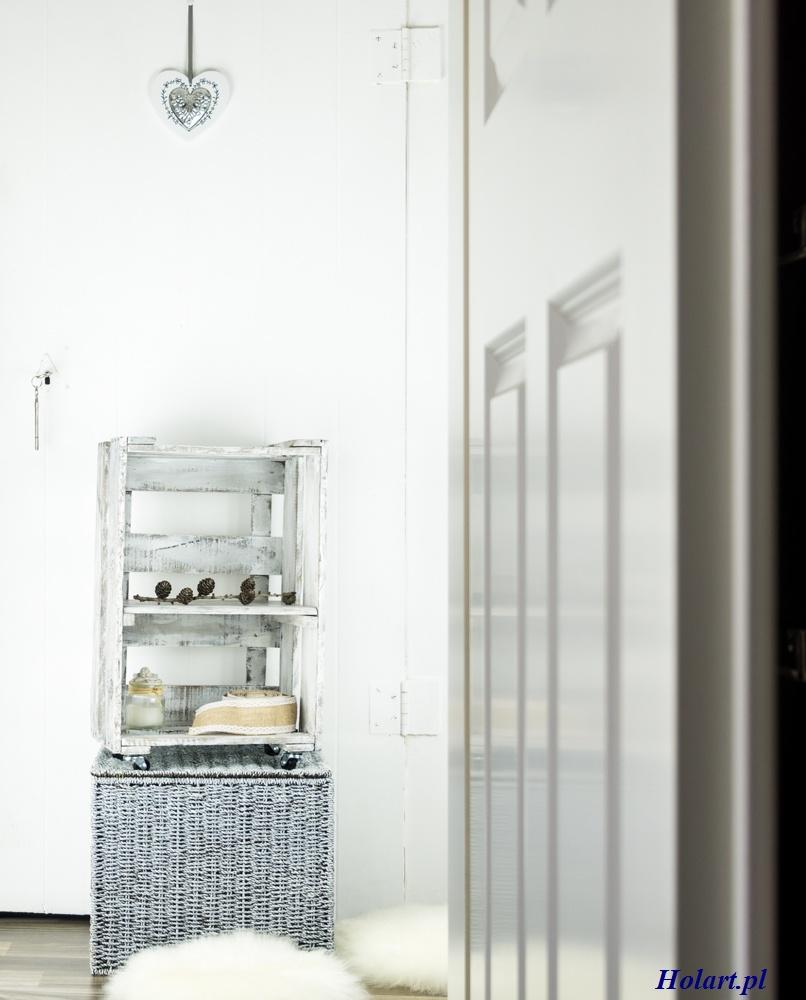szafka na kółkach, upcycling